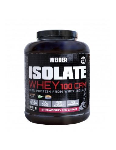 Isolate Whey 100Cfm 908gr