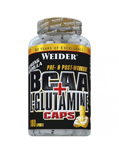 Bcaa+L-Glutammine 180cps